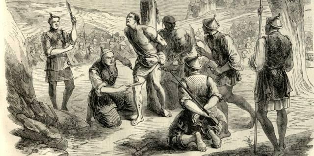 Линчи: Смерть от тысячи ножей — самая ужасная китайская казнь