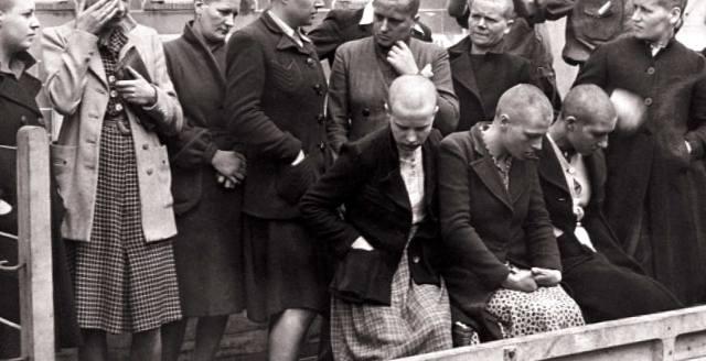 Как де Голль зачистил пособников Гитлера