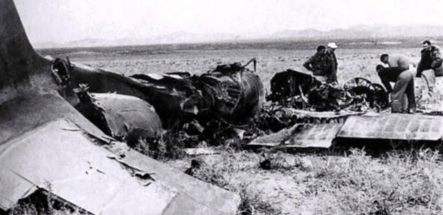 Лётчик Фрэнсис Пауэрс - как его сбили над СССР