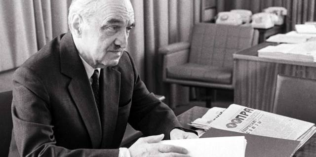 Анастас Микоян — биография кремлёвского долгожителя
