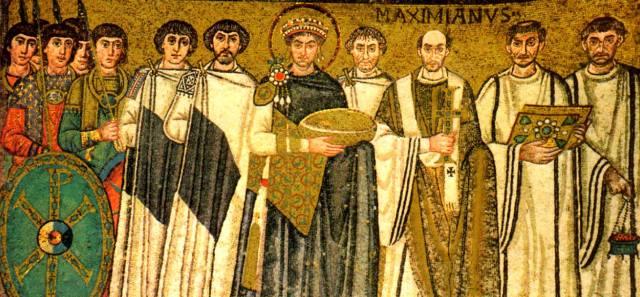 Заговор Гайны и Требигильда в Византии