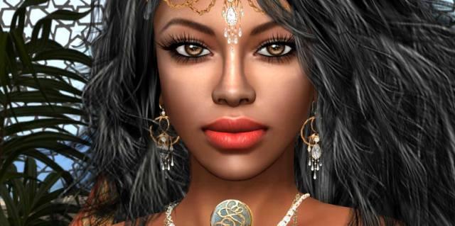 Царица Парисатида - дочь Артаксеркса