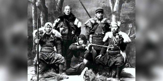 Матаги: Японские охотники на медведей
