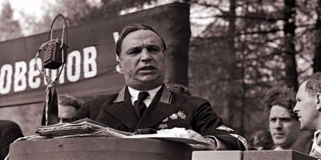 Валерий Чкалов - как погиб лётчик