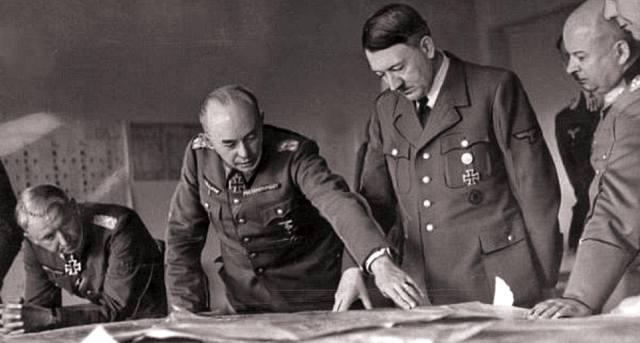 Гитлер в Запорожье в 1943: Операция Прыжок